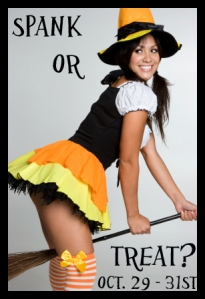 Spank or Treat